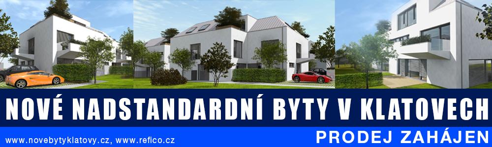 Nové byty Klatovy