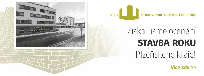 Stavba roku Plzeňského kraje 2020